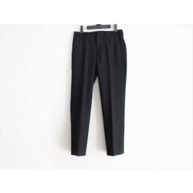 【中古】 マーガレットハウエル MargaretHowell パンツ サイズ2 M レディース 黒 ウール