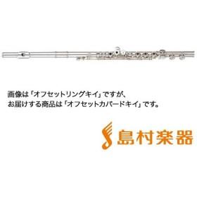 Miyazawa ミヤザワ Atelier-3 E/COFSBR フルート 〔オフセット カバードキイ Eメカ付き〕 アトリエ3