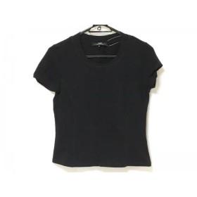 【中古】 マックスマーラウィークエンド Max MaraWEEKEND 半袖Tシャツ サイズM レディース 黒