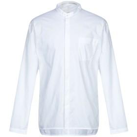 《送料無料》ISABEL BENENATO メンズ シャツ ホワイト 46 コットン 100%