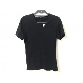 【中古】 シェラック SHELLAC 半袖Tシャツ サイズ46 XL メンズ 黒