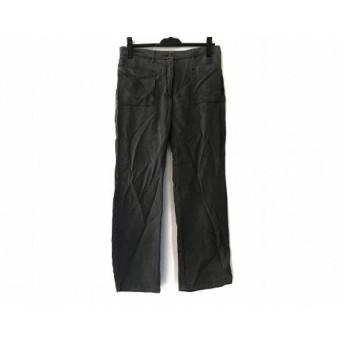 【中古】 エムエムシックス MM6 パンツ サイズ42 L レディース グレー