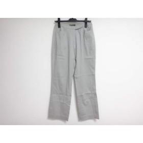 【中古】 デプレ DES PRES パンツ サイズ2 M レディース グレー