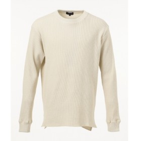 [マルイ]【セール】【洗える】ヴィンテージワッフル長袖 Tシャツ/シェアパーク メンズ(SHARE PARK MENS)