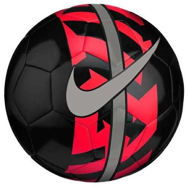ナイキ NIKE リアクト サッカーボール 4号球 [カラー:ブラック×ブライトクリムゾン] #SC2736-013