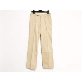 【中古】 ラルフローレン RalphLauren パンツ サイズ9 M レディース ベージュ