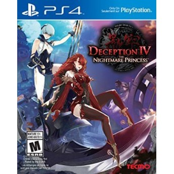 Deception IV: The Nightmare Princess (輸入版:北米) - PS4