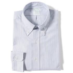 Brooks Brothers / オックスフォード ベンガルストライプ ボタンダウンシャツ メンズ カジュアルシャツ LT. BLUE/100058219 16