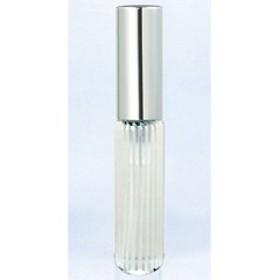 グラスアトマイザー プラスチックポンプ 無地 60502 アルミキャップ シルバー 4.5ml ヤマダアトマイザー YAMADA ATOMIZER