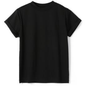 ESTNATION / コットンスムースカットソー ブラック/38(エストネーション)◆レディース Tシャツ/カットソー