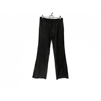 【中古】 シビラ Sybilla パンツ サイズS レディース 黒
