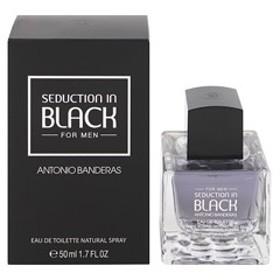 セダクション イン ブラック EDT・SP 50ml アントニオ バンデラス ANTONIO BANDERAS 香水 フレグランス