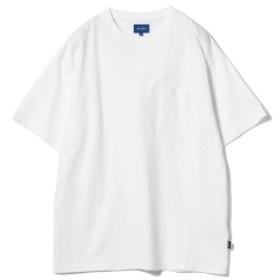 BEAMS / ポケット Tシャツ メンズ Tシャツ WHITE S