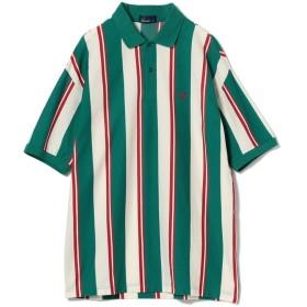 【30%OFF】 ビームス メン FRED PERRY × BEAMS / 別注 90's ストライプ ポロシャツ メンズ FPREST L 【BEAMS MEN】 【セール開催中】