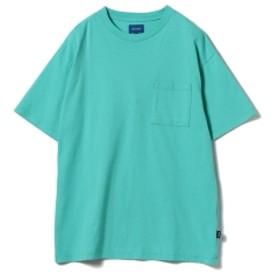 BEAMS / ポケット Tシャツ メンズ Tシャツ TEAL L