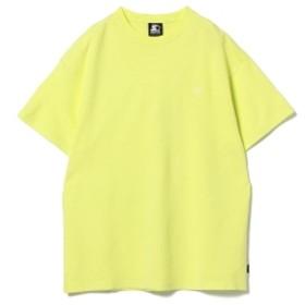 STARTER BLACK LABEL × BEAMS / 別注 ワンポイント Tシャツ メンズ Tシャツ LEMON S