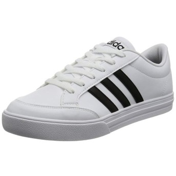 adidas adidas NEOSET SL 品番:BC0130 カラー:ランニングホワイト/コアブラック/ サイズ:22.0