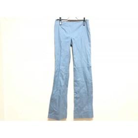 【中古】 セオリー theory パンツ サイズ2 S レディース ブルー