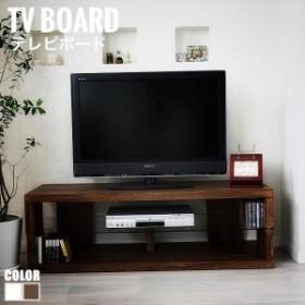 Clinch クリンチ テレビボード (ヴィンテージ カントリー TV台 ローボード 木製 ブラウン ガラス  おすすめ おしゃれ)
