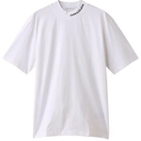 SALE 【50%OFF】 martinique マルティニーク メンズ(MENS)【CALVIN KLEIN JEANS】ロゴカラーTシャツ ホワイト