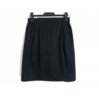 【中古】 マルティニーク martinique スカート レディース 黒