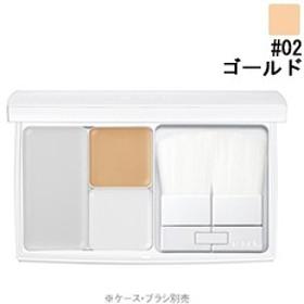 3Dフィニッシュヌード P (レフィル) パールカラーハーフ #02 ゴールド 1.5g RMK (ルミコ) RMK 化粧品 コスメ