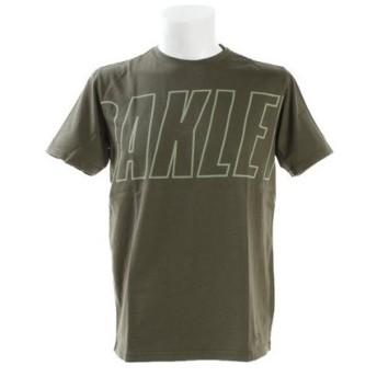 オークリー(OAKLEY) AT19 半袖Tシャツ 457834JP-86V (Men's)
