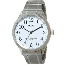 TELVA アナログ 腕時計 TE-AM041-WTS
