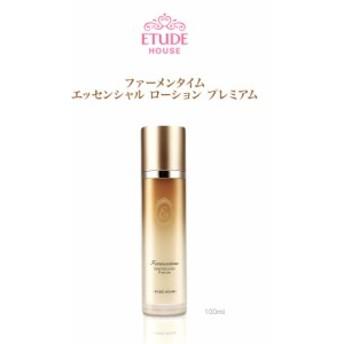 エチュードハウス 発酵美容液化粧水 プレミアム ETUDE HOUSE Fermentime Essential Lotion Premium