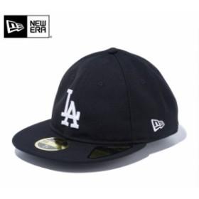 【メーカー取次】 NEW ERA ニューエラ MLB Retro Crown 59FIFTY ロサンゼルス・ドジャース ブラック 12018899 キャップ / 帽子