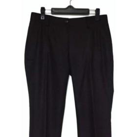 【中古】 キートン Kiton パンツ サイズ42 L レディース 黒