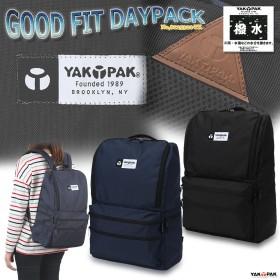 リュックサック バックパック フラップリュック 男女兼用 ヤックパック/GOOD FIT DAYPACK No8125322-TK