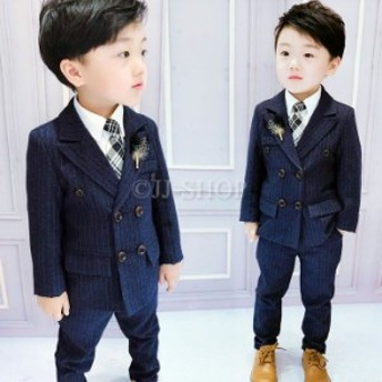 子供 男の子 フォーマル スーツ キッズスーツ 子供服 フォーマル スーツ ベビー服 上下セット おしゃれ 七五三 結婚 式 入学式 卒業