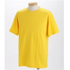 ドライメッシュポロ&Tシャツセット イエロー SS