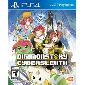 Digimon Story Cyber Sleuth (輸入版:北米) - PS4