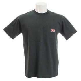 BEN DAVIS 【オンライン特価】 ピスネーム ポケット付きTシャツ 9580000-DGRN (Men's)