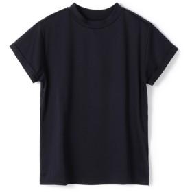 ESTNATION / コットンスムースカットソー ネイビー/38(エストネーション)◆レディース Tシャツ/カットソー