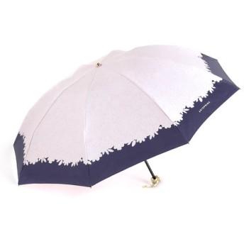[アンテプリマ公式]ホワイトサンフラワーレースプリントミニ傘/ピンク/ANTEPRIMA