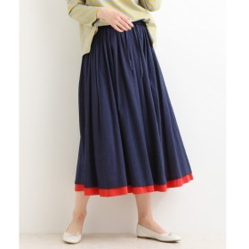 NIMES / ニーム コットンボイル リバーシブルスカート
