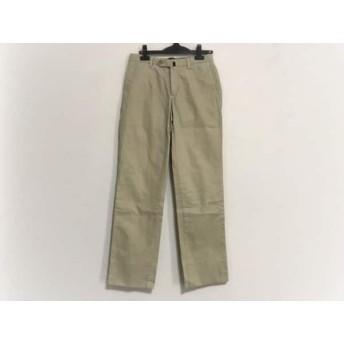 【中古】 インコテックス INCOTEX パンツ サイズ46 XL メンズ ベージュ