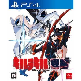 PS4 キルラキル ザ・ゲーム -異布-(セブンネット限定特典:オリジナルキャラクターカラー(純潔イメージ)付き)