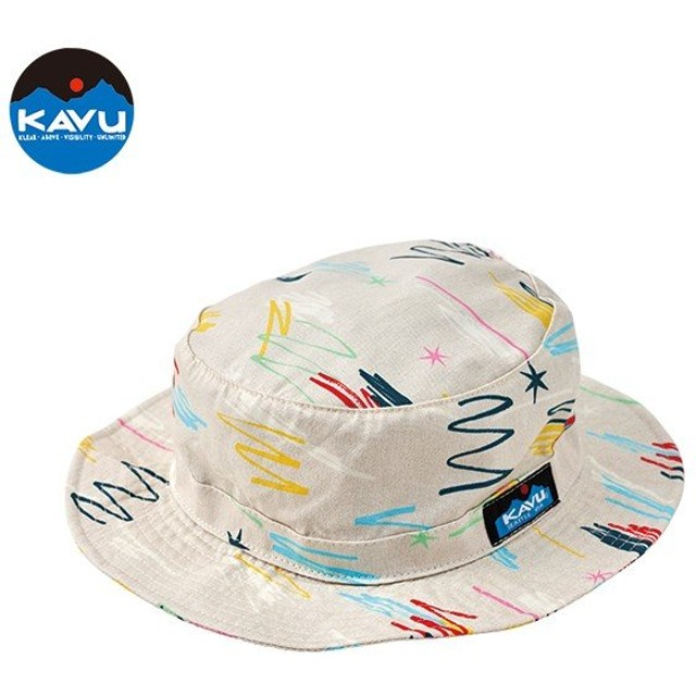 KAVU カブー グラフティーバケットハット キッズ