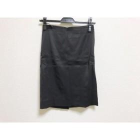 【中古】 ドルチェアンドガッバーナ DOLCE & GABBANA スカート サイズ36 S レディース 黒