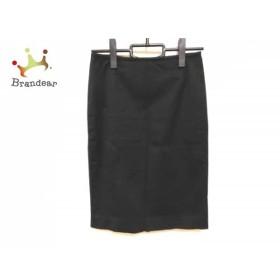 アニエスベー agnes b スカート サイズ36 S レディース 黒   スペシャル特価 20190623【人気】
