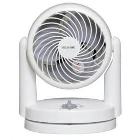 アイリスオーヤマ PCF-EHD15-H ホワイト [サーキュレーター(~8畳・左右首振り)] 扇風機・サーキュレーター