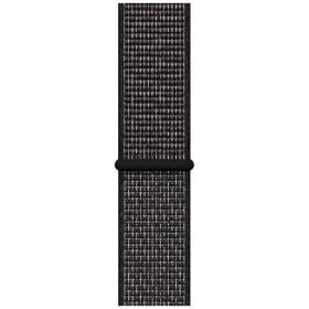 Apple Watch 44mmケース用ブラックNikeスポーツループ MV7L2FE/A