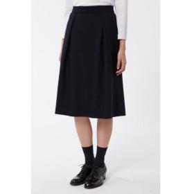 HUMAN WOMAN / グログランミルドポンチスカート