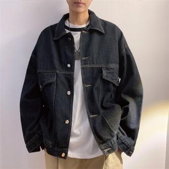 [55555SHOP] Fashions← 限定発売 メンズ アウター ジャケット jacket ジャンバー デニム 上着 ファッション カジュアル 春夏