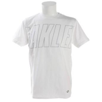オークリー(OAKLEY) AT19 半袖Tシャツ 457834JP-100 (Men's)