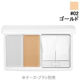 3Dフィニッシュヌード P (レフィル) パールカラー #02 ゴールド 3g RMK (ルミコ) RMK 化粧品 コスメ